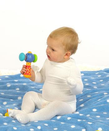 Babygrow in silk for babies