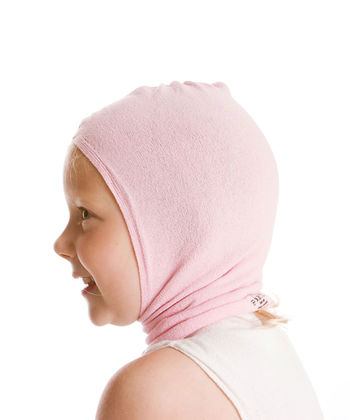 Clava in silk for babies