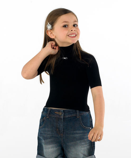 Short Sleeved High Top in WEB for boys and girls