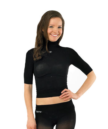 Short Sleeved High Top in WEB for women